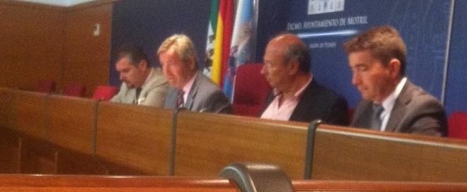 """PA denuncia """"la ausencia de Herrera a las reuniones sobre el Plan Estratégico y las alegaciones al Plan Director de Puertos"""""""