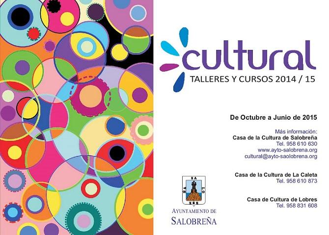 El Cultural vuelve con su larga oferta de cursos y talleres en Salobreña