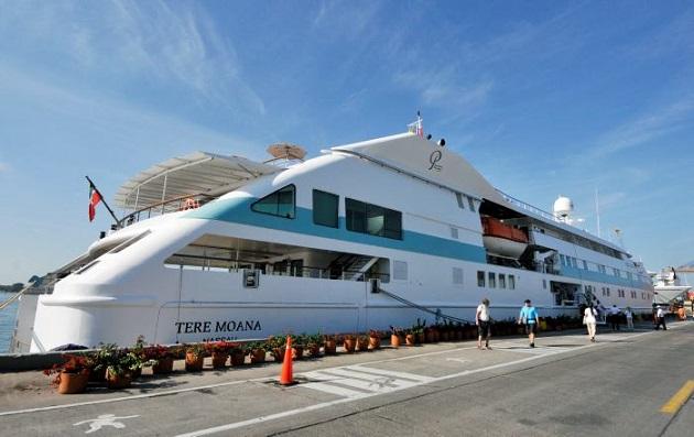 Se incrementa un 60% en número de pasajeros que llegaron al puerto de Motril