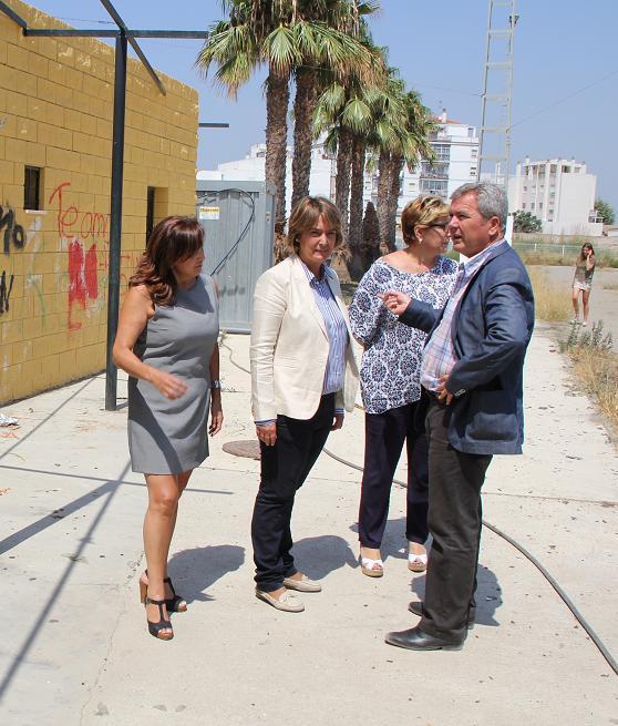 El Ayuntamiento aprueba el proyecto para instalar césped artificial en el campo de fútbol de El Varadero