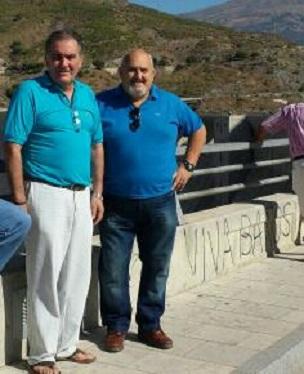 El Partido Andalucista de Motril exige la inmediata puesta en marcha de las obras de canalización de la Presa de Rules
