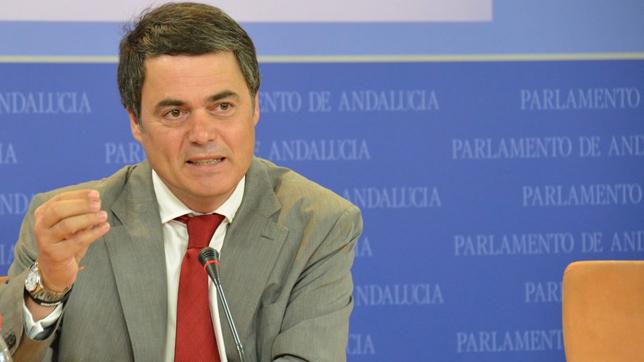 Carlos Rojas director de campaña del PP para las elecciones municipales en Andalucía
