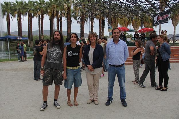 Los jóvenes motrileños demuestran su solidaridad en el II Festival Calíope