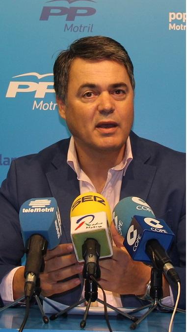 Carlos Rojas exige al PSOE e IU una rectificación en el Plan de Puertos de Andalucía