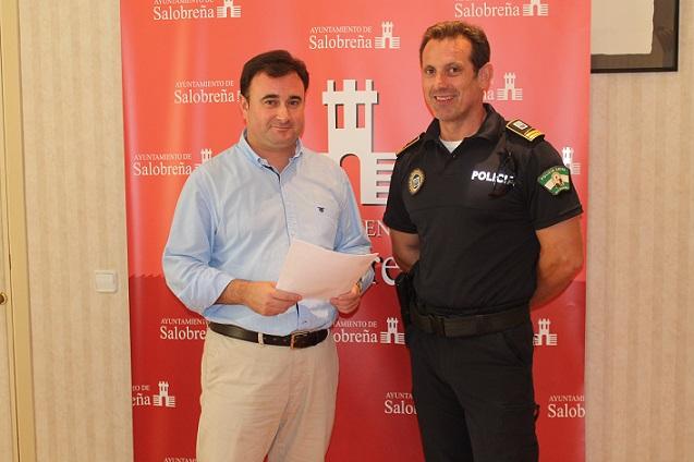 SALOBREÑA HA REGISTRADO ESTE VERANO UN INCREMENTO DEL 30% DE  ACTUACIONES POLICIALES