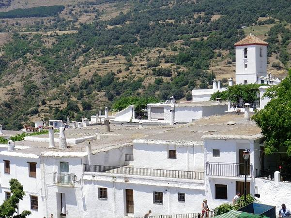 Una ruta por La Alpujarra abre la nueva temporada de senderismo del PMD Almuñécar