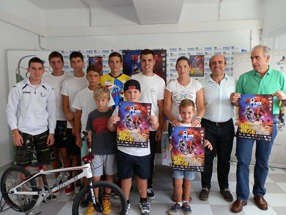Almuñécar acoge  este sábado el Campeonato de Andalucía de BMX