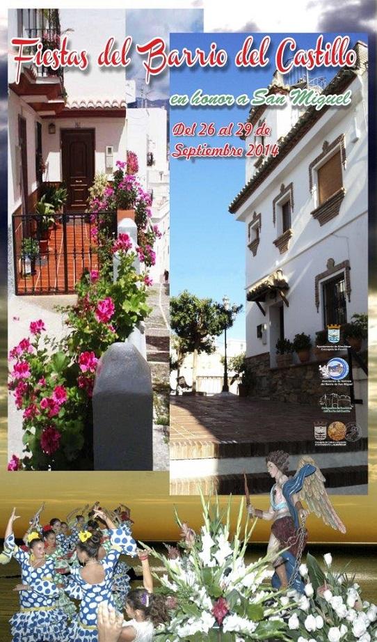 El barrio sexitano de San Miguel ultima los preparativos para celebrar sus fiestas patronales