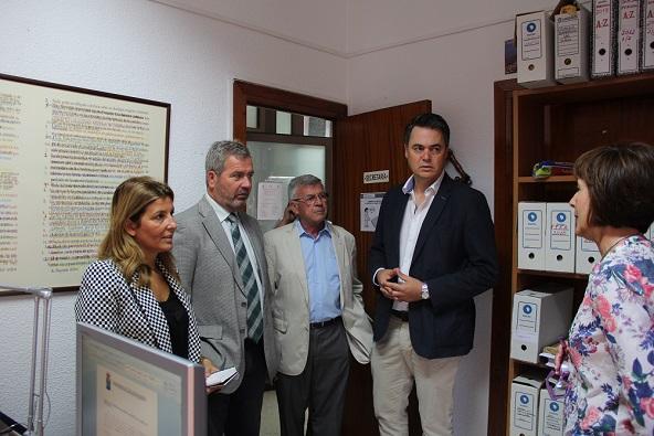 """El PP andaluz pedirá la comparecencia de la Consejera de Agricultura para que explique el """"asedio"""" a los agricultores andaluces"""