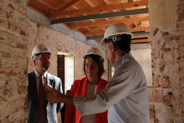 La Casa Garach de Motril será sede de la Mancomunidad de la Costa Tropical en 5 meses