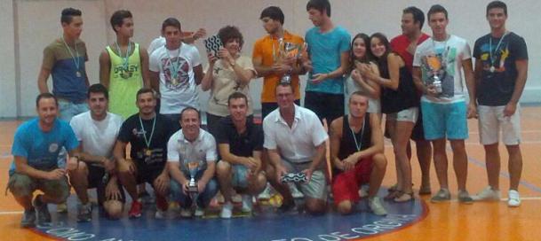 Órgiva cierra su IX edición del torneo de voleibol de verano