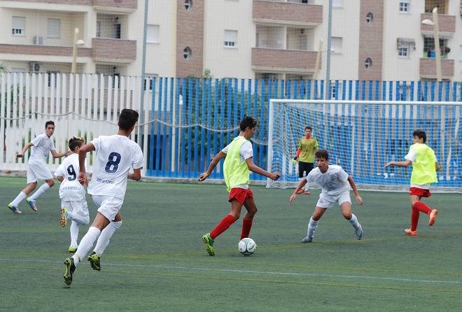 Los equipos séniors del Puerto de Motril CF comienzan con sendas victorias