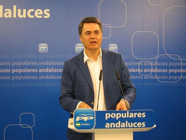 """Rojas (PP-A) ve a Díaz """"nerviosa"""" por """"lo que tienen en la Justicia"""" y suscribe las palabras de Moreno """"de la A a la Z"""""""
