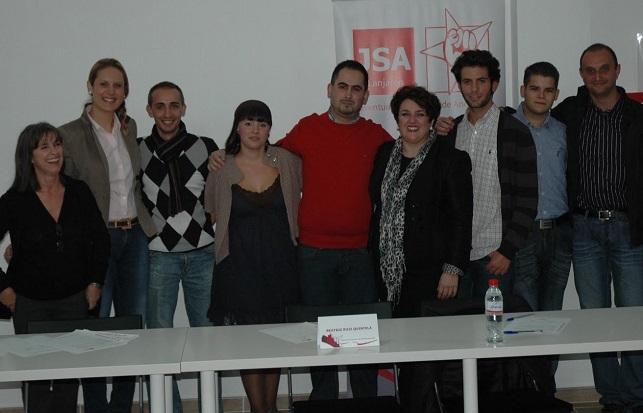 JJSS de Lanjarón felicita a los trabajadores Aguas de Lanjarón por su premio de Diputación