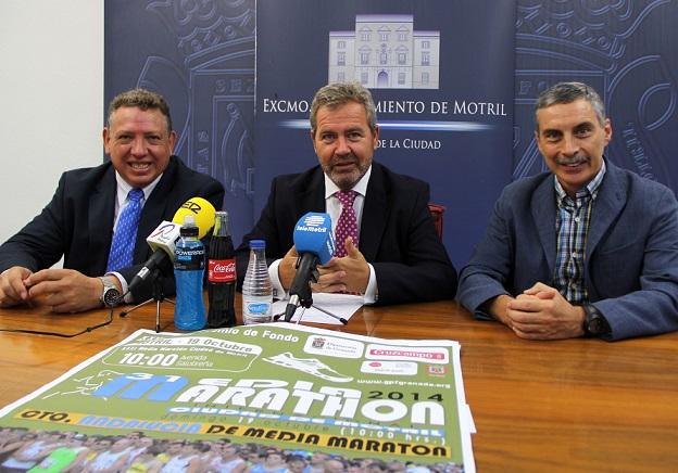 La Media Maratón de Motril será una año más Campeonato de Andalucía
