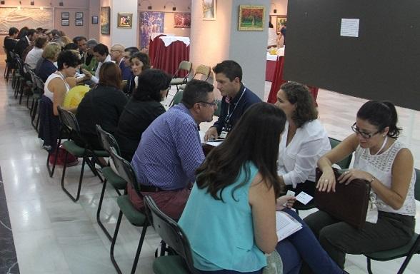 Medio centenar de empresarios participan hoy en Almuñécar  en un Encuentro de Negocios de la Costa