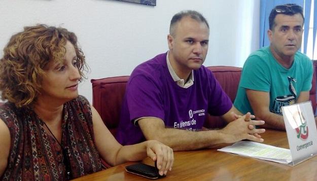 """Convergencia Andaluza: """"Empleo, sanidad, educación...antes que déficit público"""""""