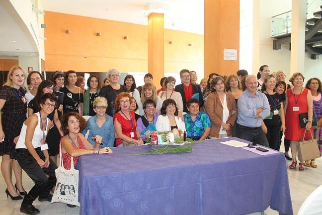 Más de un centenar de mujeres participan en el Congreso Internacional de Mentes Femeninas