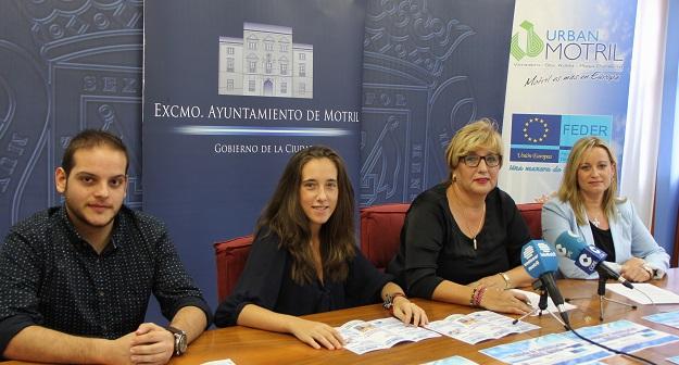 La campaña de sensibilización Urban Motril ofrece una veintena de actividades para el último trimestre del año