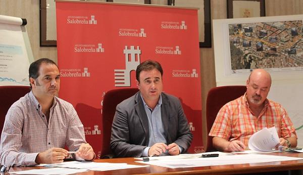 Con la rehabilitación del centro histórico de Salobreña se inician las obras con cargo al canon de mejora