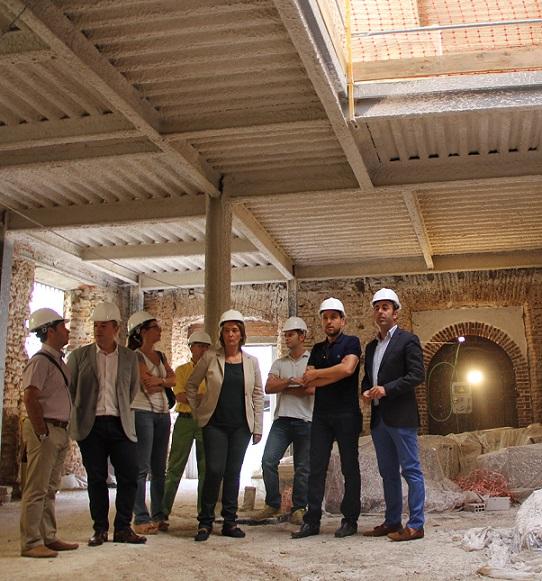 El centro de Arte José Hernández Quero abrirá sus puertas en enero