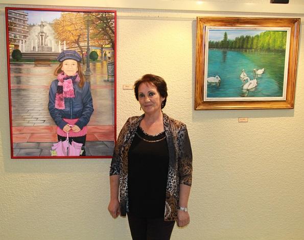 La Casa de la Cultura sexitana acoge desde hoy una nueva  exposición colectiva de pintura y fotografía
