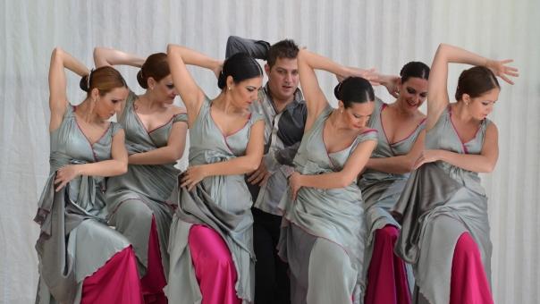 El Ballet Zambra realiza hoy el  Almuñécar  el pre-estreno del espectáculo El Perfume