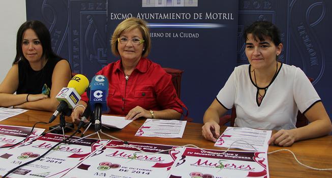 El encuentro de empresarias de Motril contará con representantes de emprendedoras de Almería, Málaga, Granada y Melilla