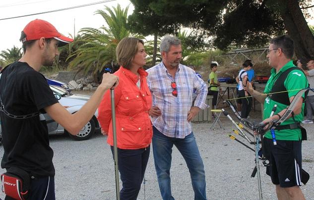 El Tiro con Arco Motril revalida el campeonato de Andalucía por equipos