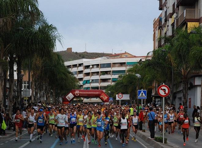 El XXVII Gran Premio de Fondo Diputación-Cruzcampo finalizará en Motril el próximo día 19