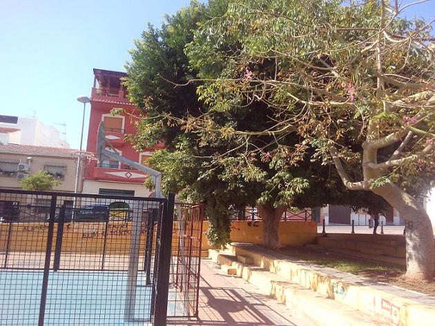 El Partido Andalucista de Motril denuncia la falta de mantenimiento y limpieza del Parque del Huerto del Capitán