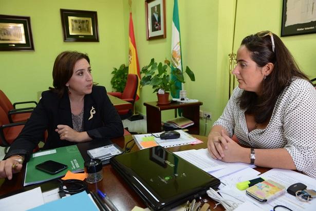 La Junta facilita a Albuñol la contratación de unas 100 personas a través de diversos programas de empleo