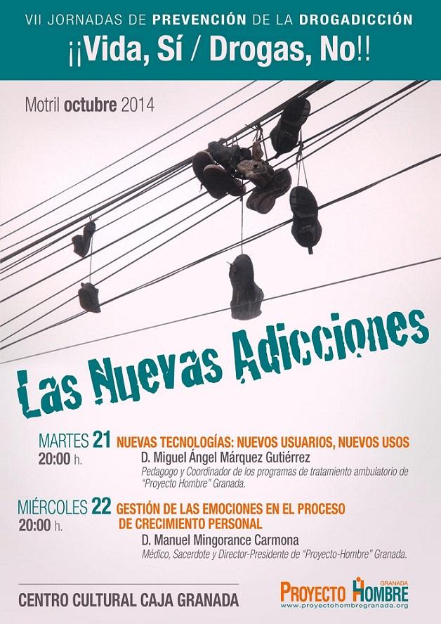 VII Jornadas de Prevención de la Drogadicción en Motril