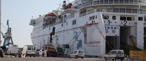 Guardia Civil detenido por presunto abuso a menores cuando embarcaba hacia Motril