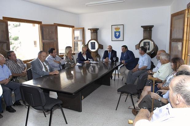 La Diputación Provincial de Granada ha invertido más de 1,2 millones de euros en Murtas