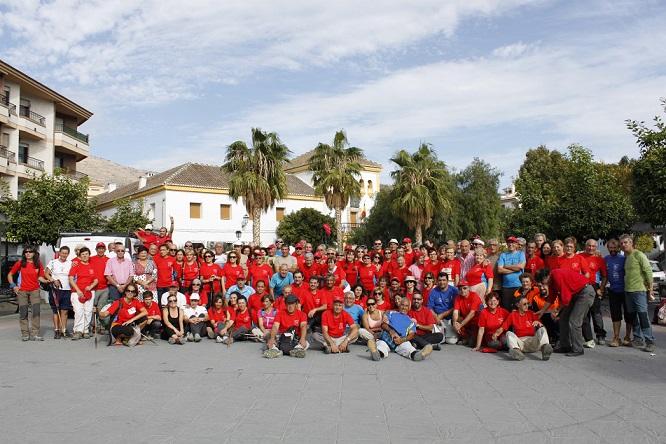 La Alpujarra se prepara para su VI Marcha Popular