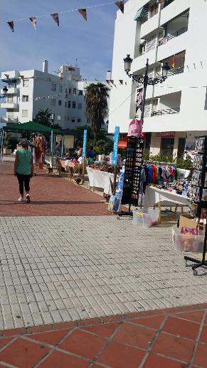 "La Herradura celebró con éxito su jornada de ""Street Market"""