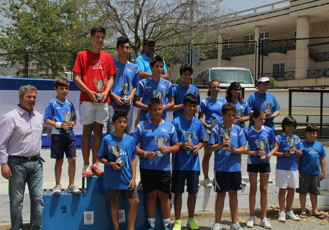 XXII liga de tenis ciudad de Motril