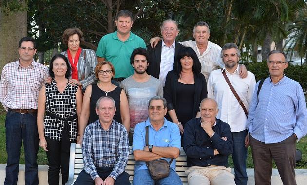 Francisco Rodríguez presenta su candidatura a las primarias del PSOE en Motril