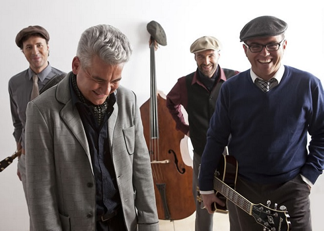 La Piccolissima  Jug Band dará esta noche un concierto en Almuñécar a beneficio de Cruz Roja
