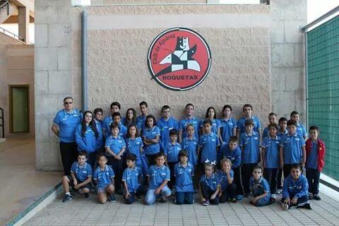 El Club Ajedrez Motril IMPERLUC camina con paso firme por la Primera División Andaluza