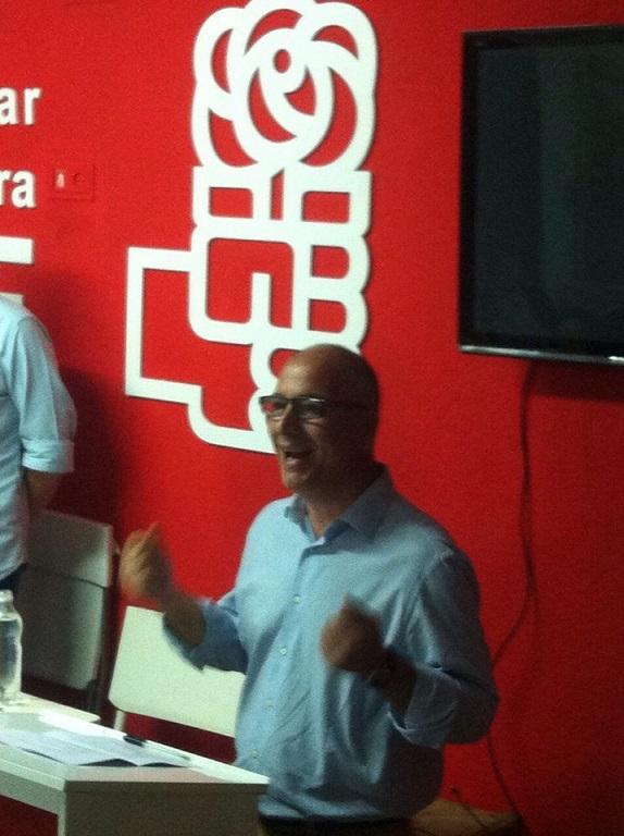Sergio García Alabarce será el candidato del PSOE a la alcaldía de Almuñécar