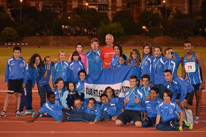 Atletas motrileñ@s en clubes de División de Honor Nacional