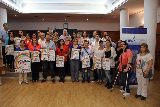 Motril prepara la novena edición de la feria de las asociaciones y ONG's