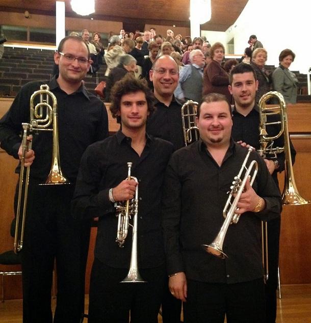 El grupo de vientos de la OCG trae al Calderón este jueves a Mozart y a Tchaikovsky