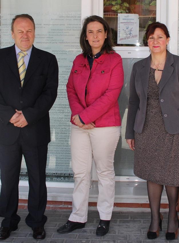 El Ayuntamiento de Motril mantiene un acuerdo de colaboración para la atención administrativa de ciudadanos rumanos desde 2010