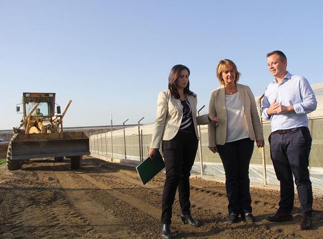 La Junta de Andalucía destina 121.000 euros en el arreglo de dos caminos rurales de Motril