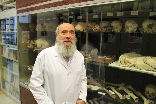 El profesor Miguel Botella hablará en Almuñécar sobre las nuevas perspectivas de la evolución humana