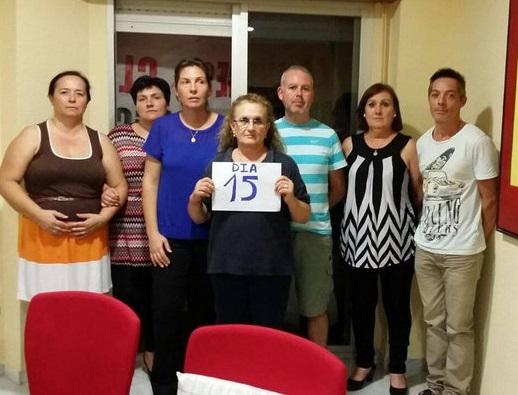 Convergencia Andaluza Motril apoya a las trabajadoras de Claros