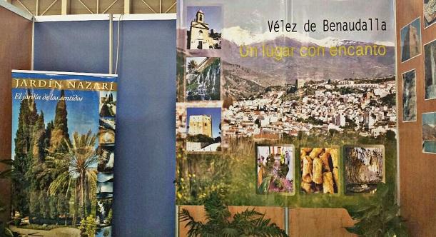 Vélez de Benaudalla se promociona en la Feria de Turismo de Jaén